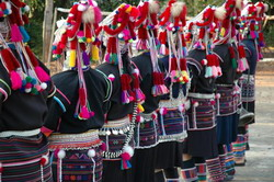 Cultural Activities In Northern Thailand S Chiang Rai Province