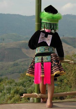 Chiang Rai is home to the Hmong