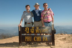 Phu Chi Fah gives you a glimpse into Laos.